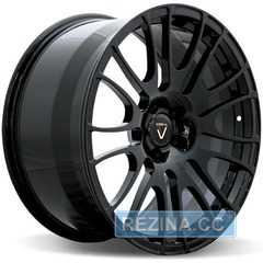 Купить Легковой диск VISSOL Forged F-303 GLOSS BLACK R19 W8.5 PCD5x120 ET25 DIA72.6
