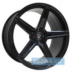 Купить Легковой диск VISSOL FORGED F-505 GLOSS-BLACK R19 W8.5 PCD5X112 ET38 DIA66.6