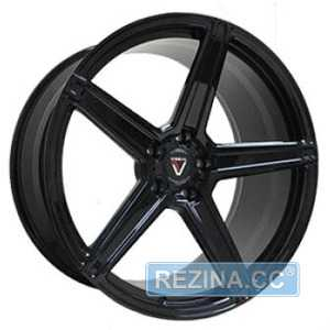 Купить Легковой диск VISSOL FORGED F-505 GLOSS-BLACK R19 W10 PCD5X112 ET38 DIA66.6