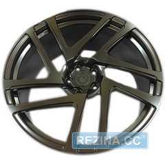Купить Легковой диск VISSOL Forged F-906 SATIN BLACK R19 W8.5 PCD5x112 ET28 DIA66.6