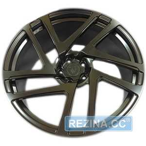 Купить Легковой диск VISSOL Forged F-906 SATIN BLACK R19 W8.5 PCD5x112 ET28 DIA66.6