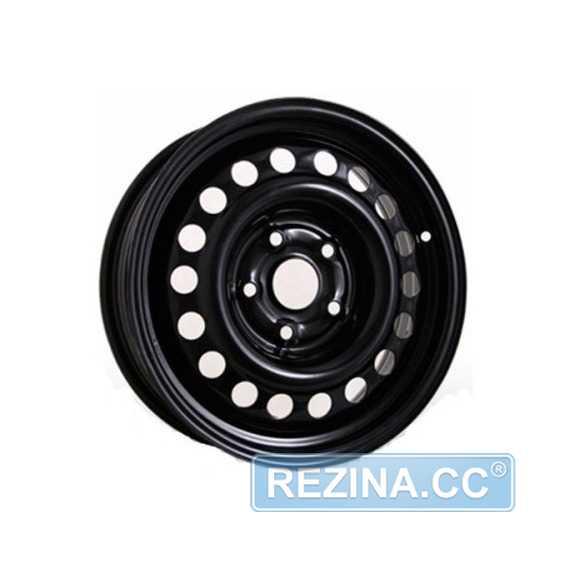 Купить STEEL TREBL X40028 BLACK R14 W5 PCD5x100 ET40 DIA57.1