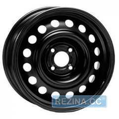 Купить STEEL TREBL X40037 BLACK R14 W5.5 PCD5x100 ET45 DIA60.1