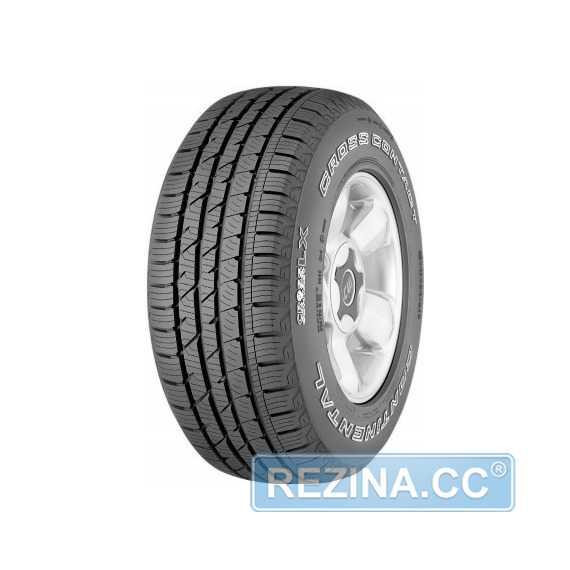 Купить Летняя шина CONTINENTAL ContiCrossContact LX 255/60R18 112T