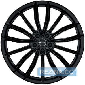 Купить Легковой диск MAK Rapp Gloss Black R21 W9.5 PCD5x112 ET37 DIA66.6