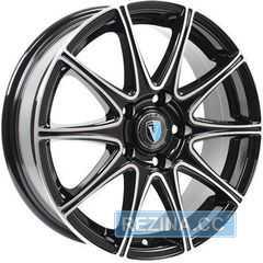 Купить TECHLINE 1716 BD R17 W7 PCD4x100 ET40 DIA60.1