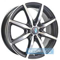 Купить TECHLINE 1715 BD R17 W7 PCD5x114.3 ET40 DIA67.1