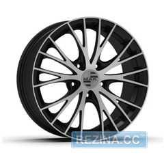 Купить MAK RENNEN Ice Black R19 W11 PCD5x130 ET65 DIA71.6