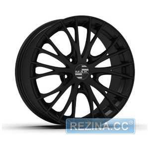 Купить MAK RENNEN Matt Black R20 W11 PCD5x130 ET70 DIA71.6