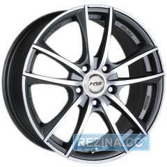 Купить RW (RACING WHEELS) H505 DDNF/P R17 W7 PCD5x112 ET40 DIA73.1