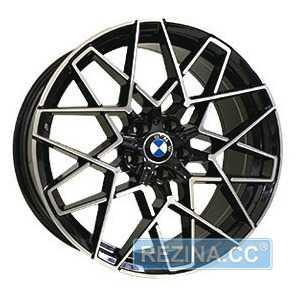 Купить REPLICA B1344 BKBF R19 W8.5 PCD5x112 ET25 DIA66.6