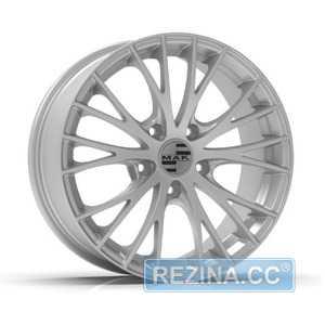 Купить MAK RENNEN Silver R18 W8 PCD5x112 ET28 DIA66.45