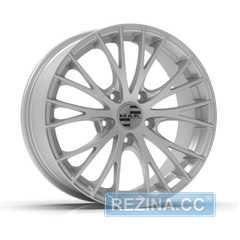 Купить MAK RENNEN Silver R18 W8 PCD5x112 ET50 DIA57.1