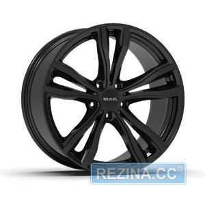 Купить Легковой диск MAK X-Mode Gloss Black R21 W10 PCD5x120 ET40 DIA74.1