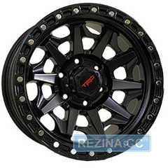 Купить Off Road Wheels OW1031 MATT BLACK R17 W8.5 PCD6x139.7 ET00 DIA110.5