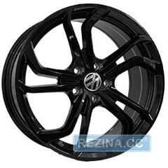 Купить REPLICA VV5457 BK R19 W8 PCD5x112 ET45 DIA57.1