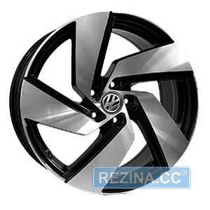 Купить REPLICA VV5773 BKF R19 W8 PCD5x112 ET45 DIA57.1