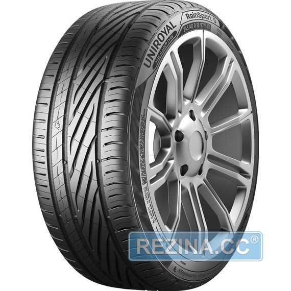 Купить Летняя шина UNIROYAL RAINSPORT 5 255/55R18 109Y