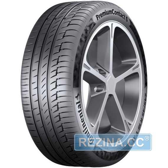 Купить Летняя шина CONTINENTAL PremiumContact 6 205/60R16 96H