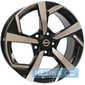 Купить Легковой диск REPLICA Nissan GT 7060 MB R17 W7.5 PCD5x114.3 ET42 DIA66.1