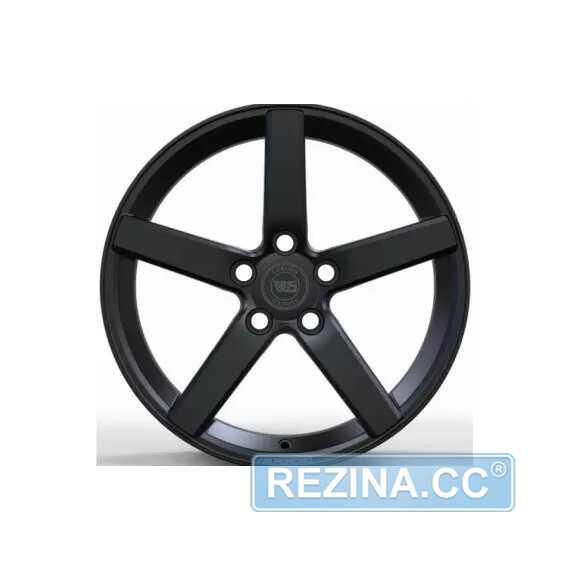 Купить Легковой диск WS FORGED WS1059B SATIN_BLACK_FORGED R18 W8 PCD5X120 ET41.5 DIA72.6