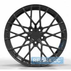 Купить Легковой диск WS FORGED WS1244 FULL_BRUSH_BLACK_FORGED R18 W8 PCD5X112 ET45 DIA57.1