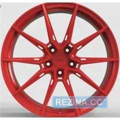 Купить Легковой диск WS FORGED WS2105 MATTE_RED_FORGED R19 W10.5 PCD5X114.3 ET45 DIA70.5