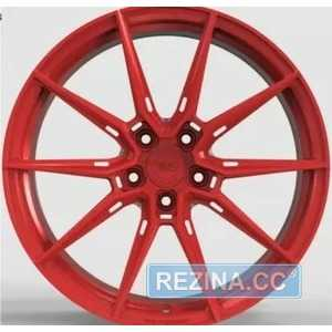 Купить Легковой диск WS FORGED WS2105 MATTE_RED_FORGED R19 W10.5 PCD5X114.3 ET45 DIA70.5