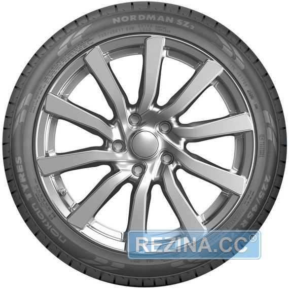 Купить Летняя шина NOKIAN Nordman SZ2 255/35R20 97Y