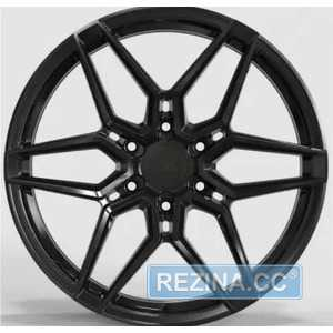 Купить Легковой диск WS FORGED WS2111 GLOSS_BLACK_FORGED R20 W8.5 PCD6X139.7 ET20 DIA106.1