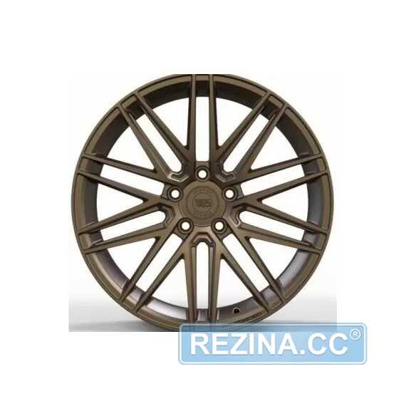 Купить Легковой диск WS FORGED WS433H SATIN_BRONZE_FORGED R18 W8 PCD5X112 ET45 DIA57.1