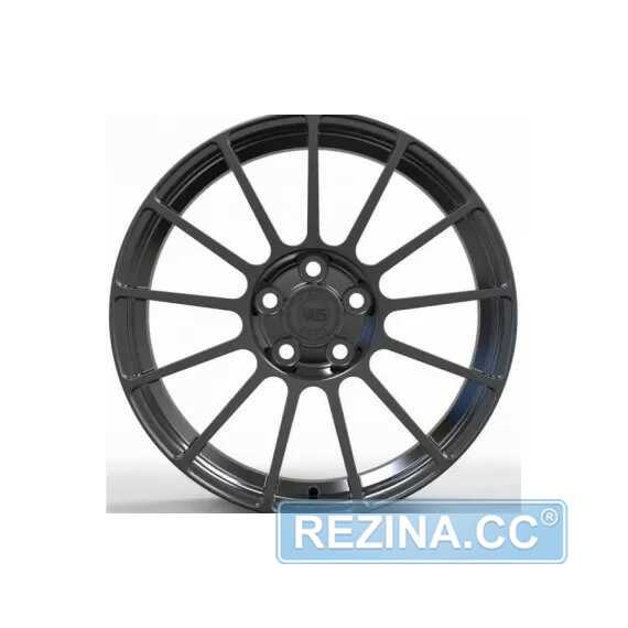 Купить Легковой диск WS FORGED WS923B FULL_BRUSH_BLACK_FORGED R18 W8 PCD5X114.3 ET50 DIA60.1