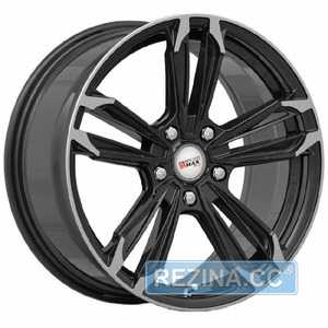 Купить Легковой диск SPORTMAX RACING SR-3356 BX R15 W6.5 PCD5x112 ET40 DIA67.1