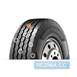 Купить Грузовая шина HANKOOK AM09 (универсальная) 13R22.5 156/150K