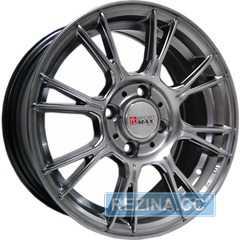 Купить Легковой диск SPORTMAX RACING SR-D2767 HB R14 W6 PCD4x98 ET38 DIA58.6