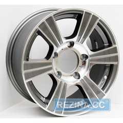 Купить Легковой диск SPORTMAX RACING SR-522 LGMP R16 W7 PCD6x139.7 ET20 DIA110.1
