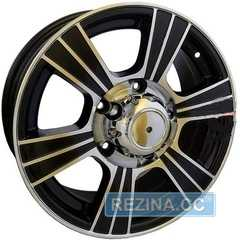 Купить Легковой диск SPORTMAX RACING SR-522 BP R16 W7 PCD5x139.7 ET35 DIA98.5