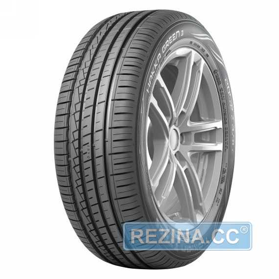 Купить Летняя шина NOKIAN Hakka Green 3 205/55R16 94H