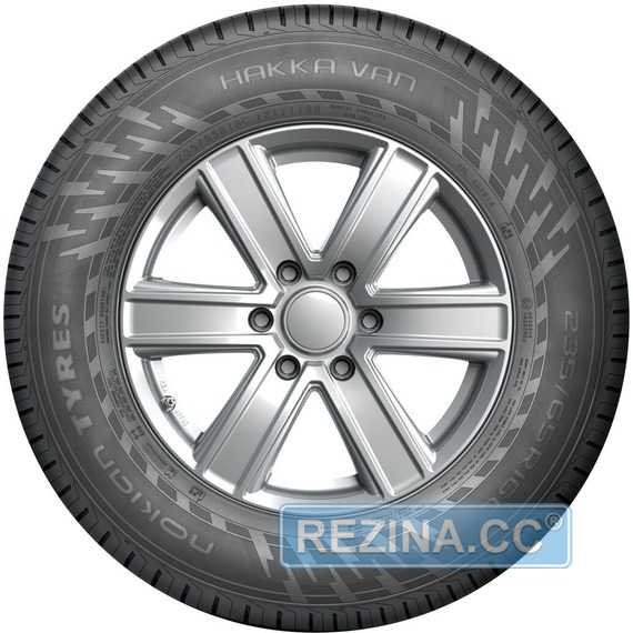Купить Летняя шина NOKIAN Hakka Van 205/65R15C 102/100T