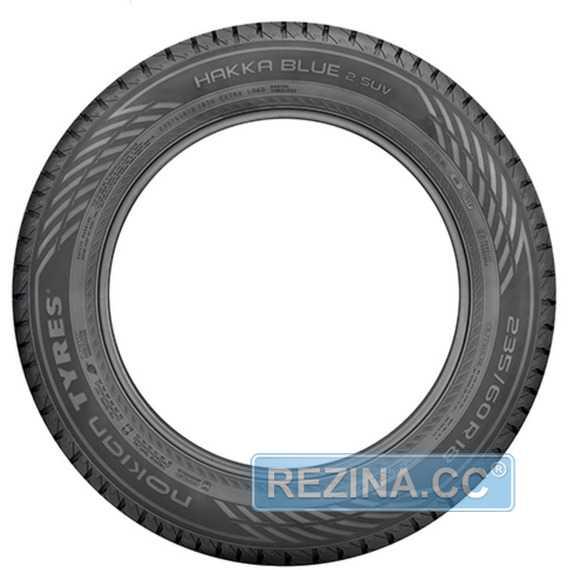 Купить Летняя шина NOKIAN Hakka Blue 2 SUV 235/50R17 100V