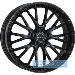 Купить Легковой диск MAK Speciale-D Gloss Black R22 W11.5 PCD5x120 ET38 DIA74.1