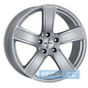Купить Легковой диск MAK Tursimo-D-FF Silver R20 W10.5 PCD5x130 ET64 DIA71.6