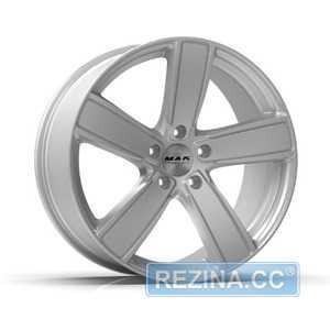 Купить Легковой диск MAK Turismo-FF Silver R21 W9 PCD5x130 ET60 DIA71.6