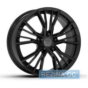 Купить Легковой диск MAK Union Gloss Black R17 W7.5 PCD5x100 ET46 DIA57.1