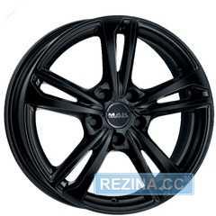 Купить Легковой диск MAK Emblema Gloss Black R17 W7.5 PCD5x108 ET45 DIA72