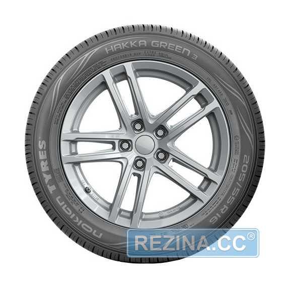 Купить Летняя шина NOKIAN Hakka Green 3 205/65R15 99H