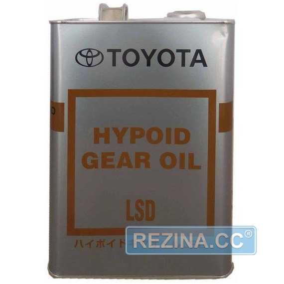 Купить Трансмиссионное масло TOYOTA Gear Oil Hypoid LSD 85W-90 GL-5 (4л)