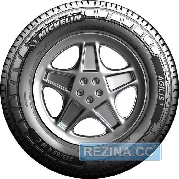 Купить Летняя шина MICHELIN Agilis 3 215/60R16C 103/101T