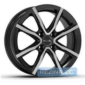 Купить Легковой диск MAK Milano 4 Black Mirror R15 W6 PCD4x108 ET38 DIA63.4