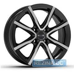 Купить Легковой диск MAK Milano 4 Black Mirror R16 W6.5 PCD4x108 ET40 DIA63.4